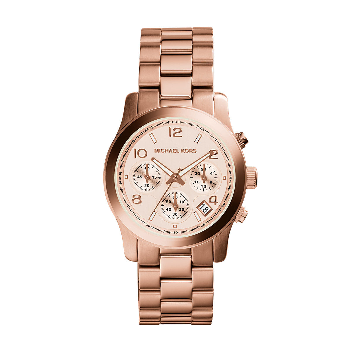 low price amazon various colors Runway Rose Gold Plated Stainless Steel Watch