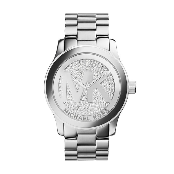 Runway Stainless Steel Watch