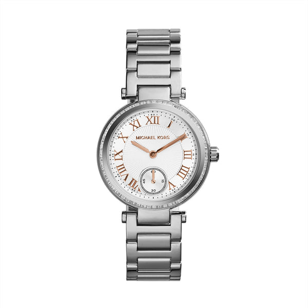 Mini Skylar Stainless Steel Watch