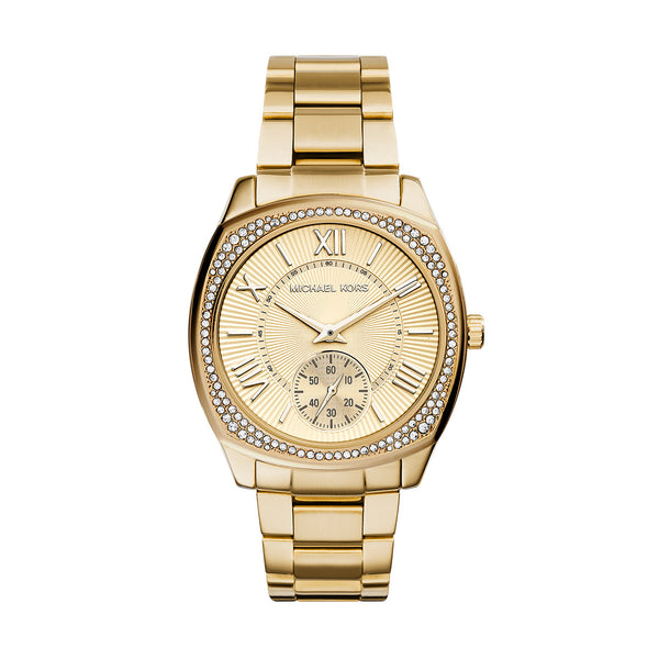 Bryn Gold-Tone Stainless Steel Watch