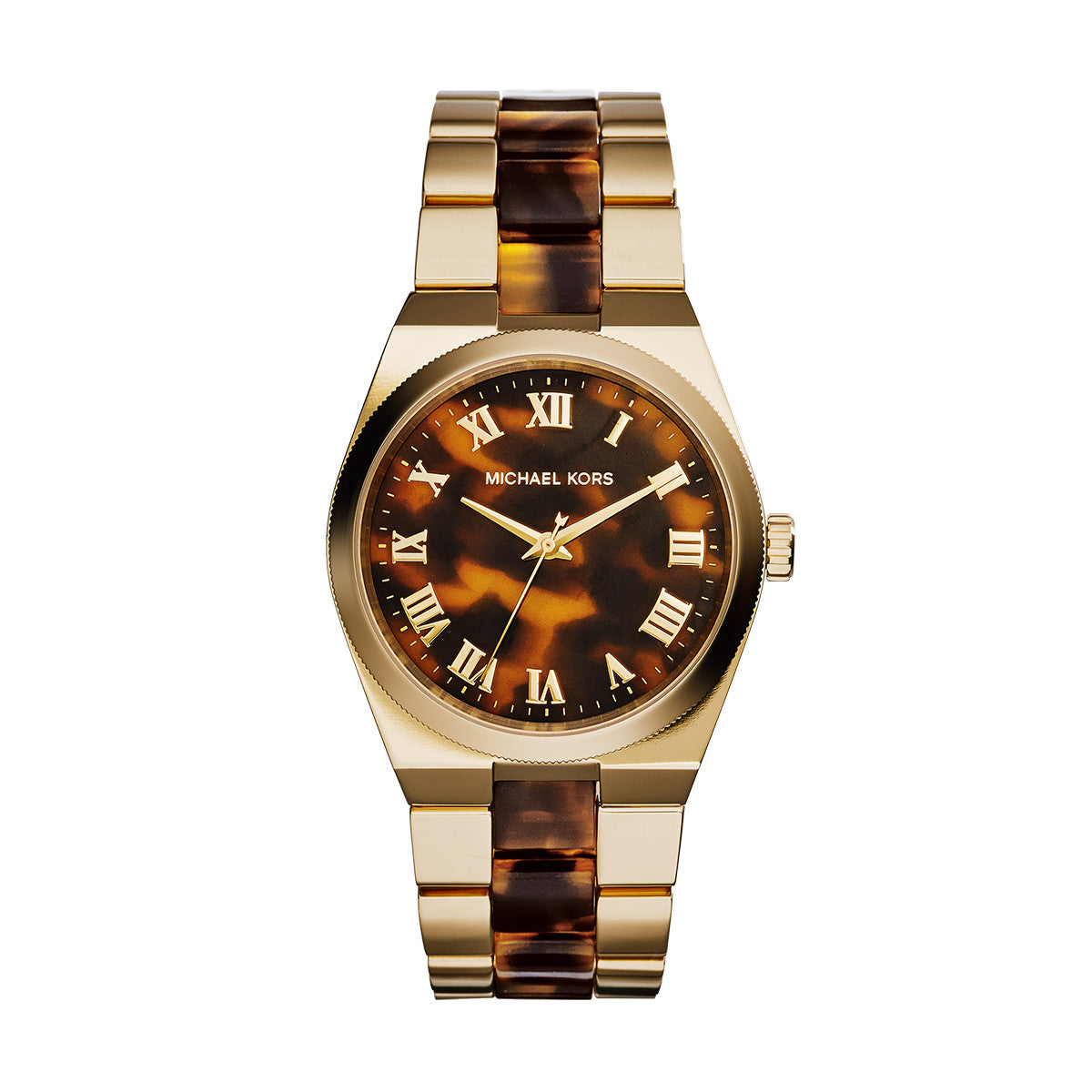 0501d47382ef Channing Tortoise and Gold-Tone Stainless Steel Watch – Little Switzerland
