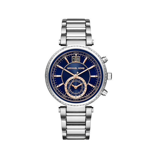 Sawyer Stainless Steel Watch