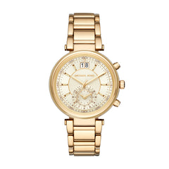 Sawyer Gold Tone Watch