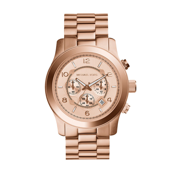 Runway Rose Gold-Tone Watch