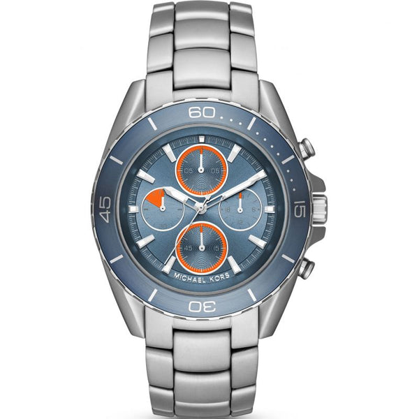 Jetmaster Chronograph Stainless Steel Watch