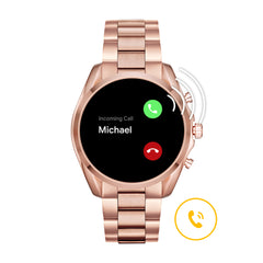 Gen 5 Bradshaw Rose Gold-Tone Smartwatch