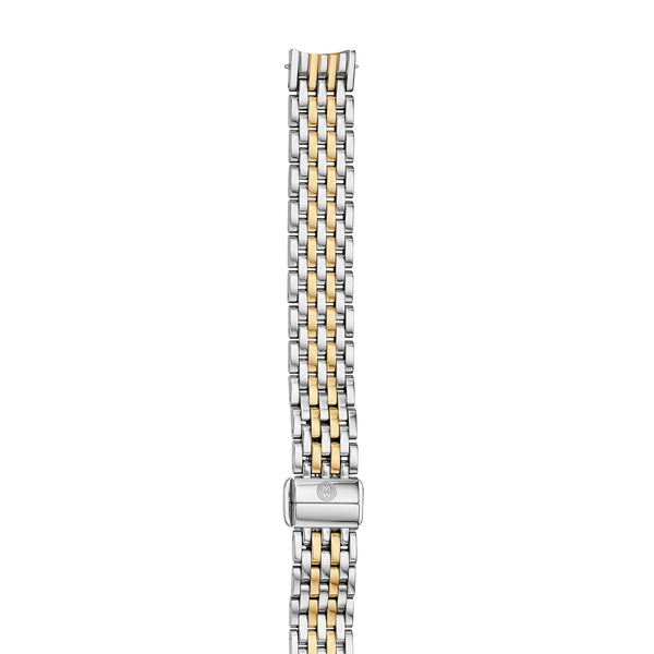12mm Serein 12 Two Tone Plated Bracelet