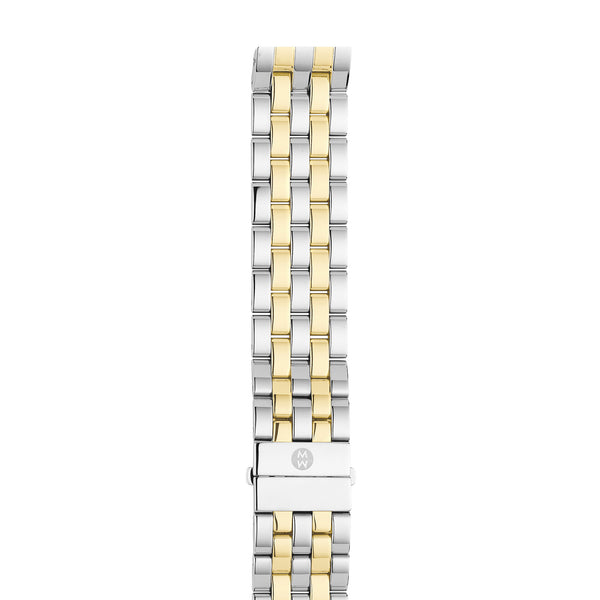 16mm Urban Mini 5-Link Two-Tone Bracelet