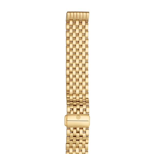18 mm Deco II 7-Link Gold Bracelet