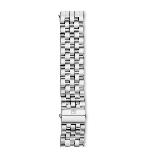 20mm Urban 5-Link Stainless Steel Bracelet
