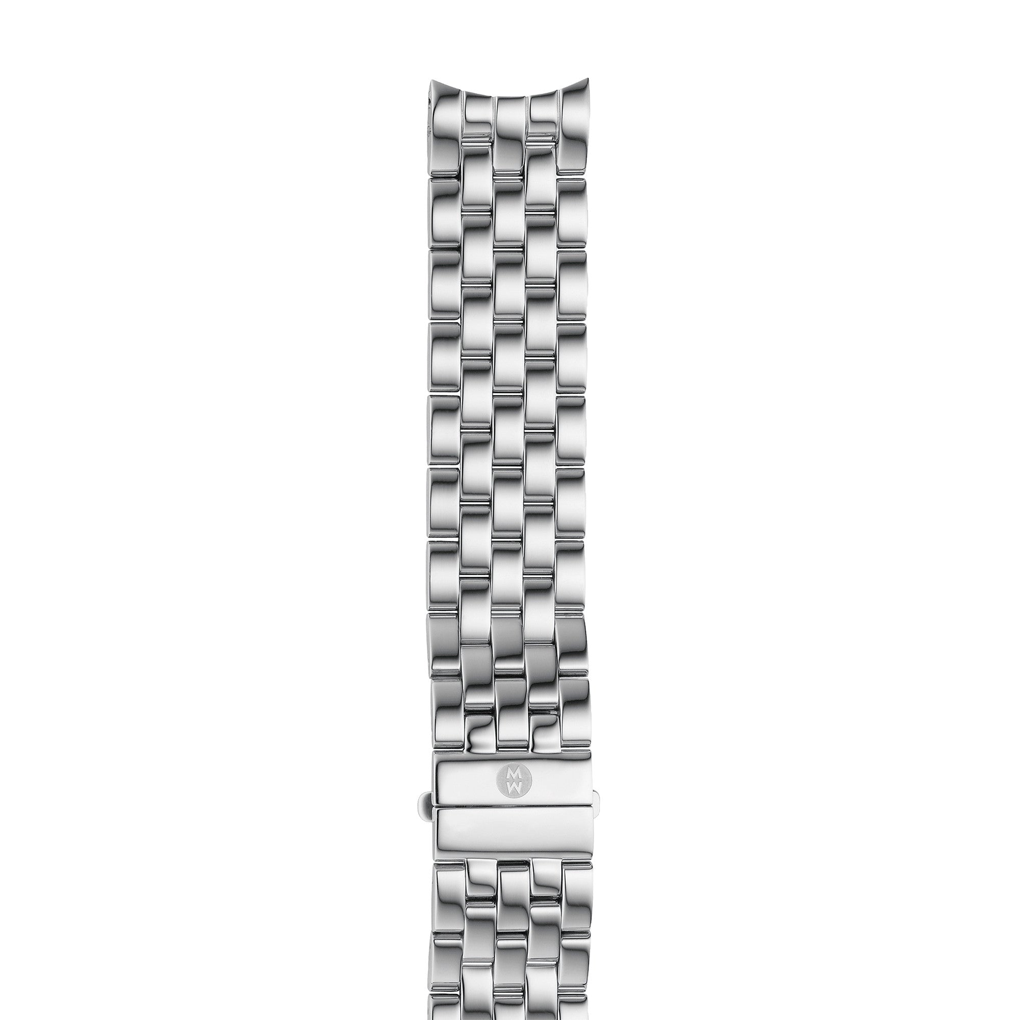 20mm Sport Sail Stainless Steel Bracelet