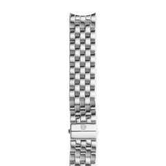 20mm Sport Sail 5-Link Stainless Steel Bracelet
