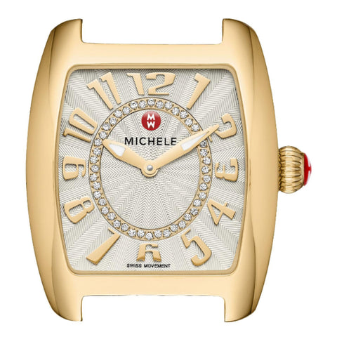 Urban Mini Gold Diamond Dial
