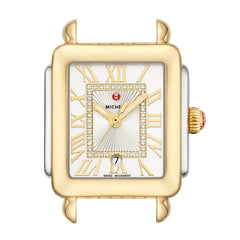 Deco Madison Two-Tone, Diamond Dial