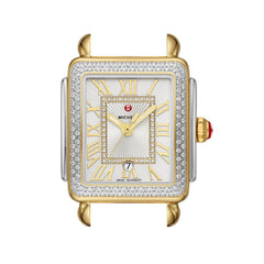 Deco Madison Mid Two-Tone Diamond