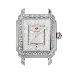 Deco Madison Stainless Steel Diamond Dial