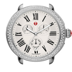 Serein Diamond Quartz Watch Head