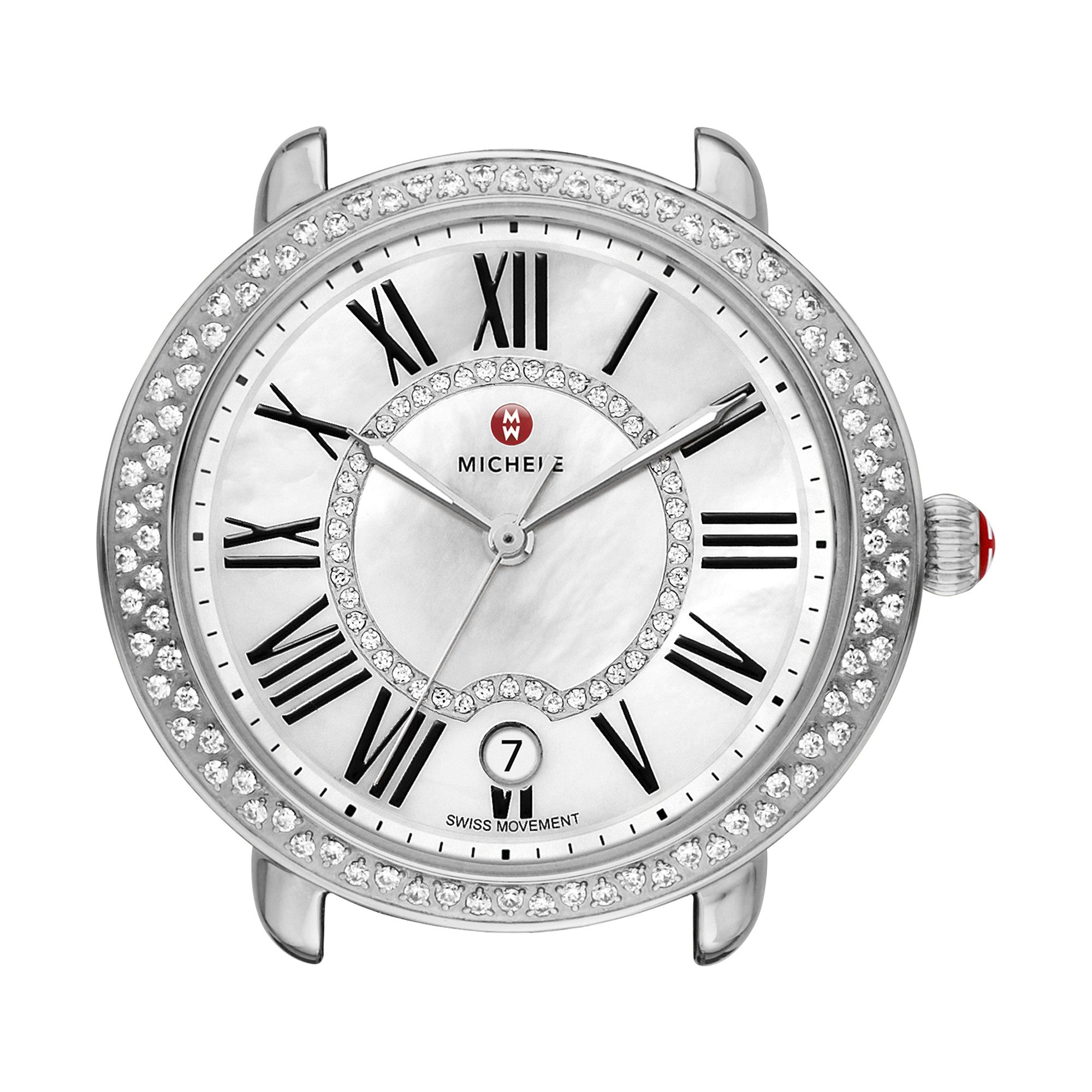 Serein 16 Diamond, Diamond Dial Watch Head