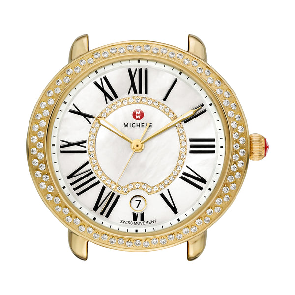 Serein 16 Gold Diamond, Diamond Dial