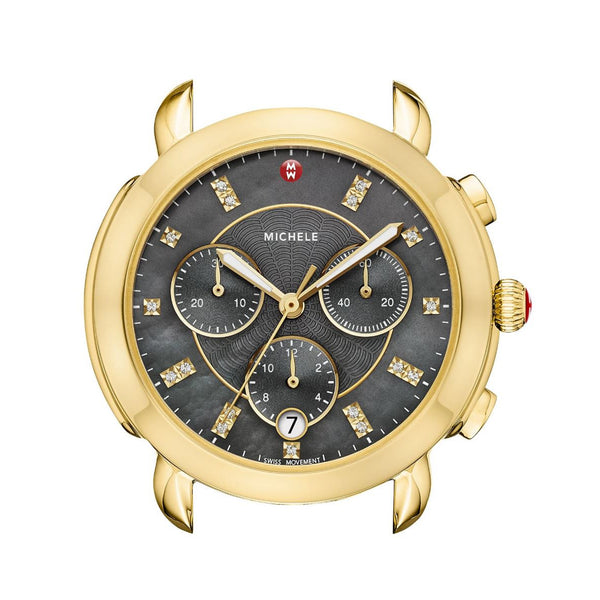 Sidney Gold Diamond Dial