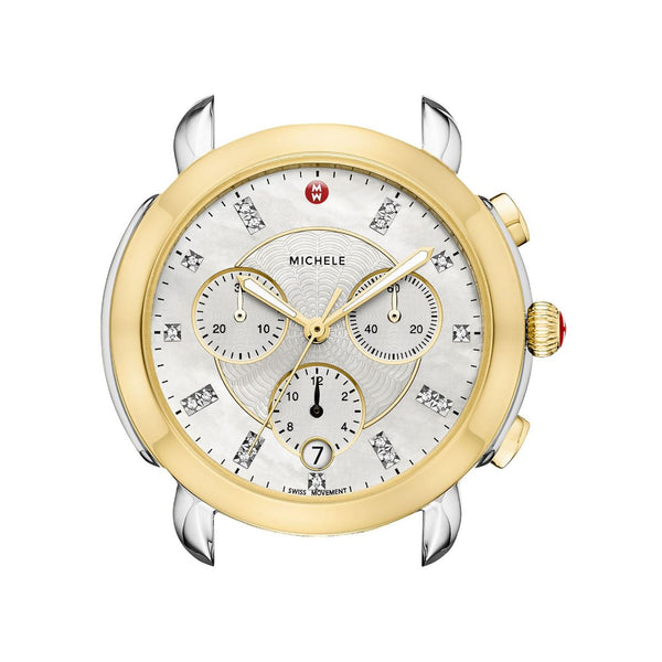 Sidney Two-Tone Diamond Dial