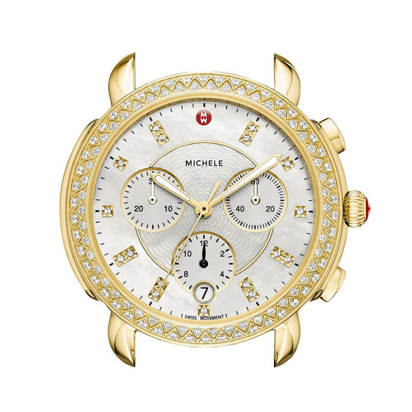 Sidney Diamond Gold, Diamond Dial