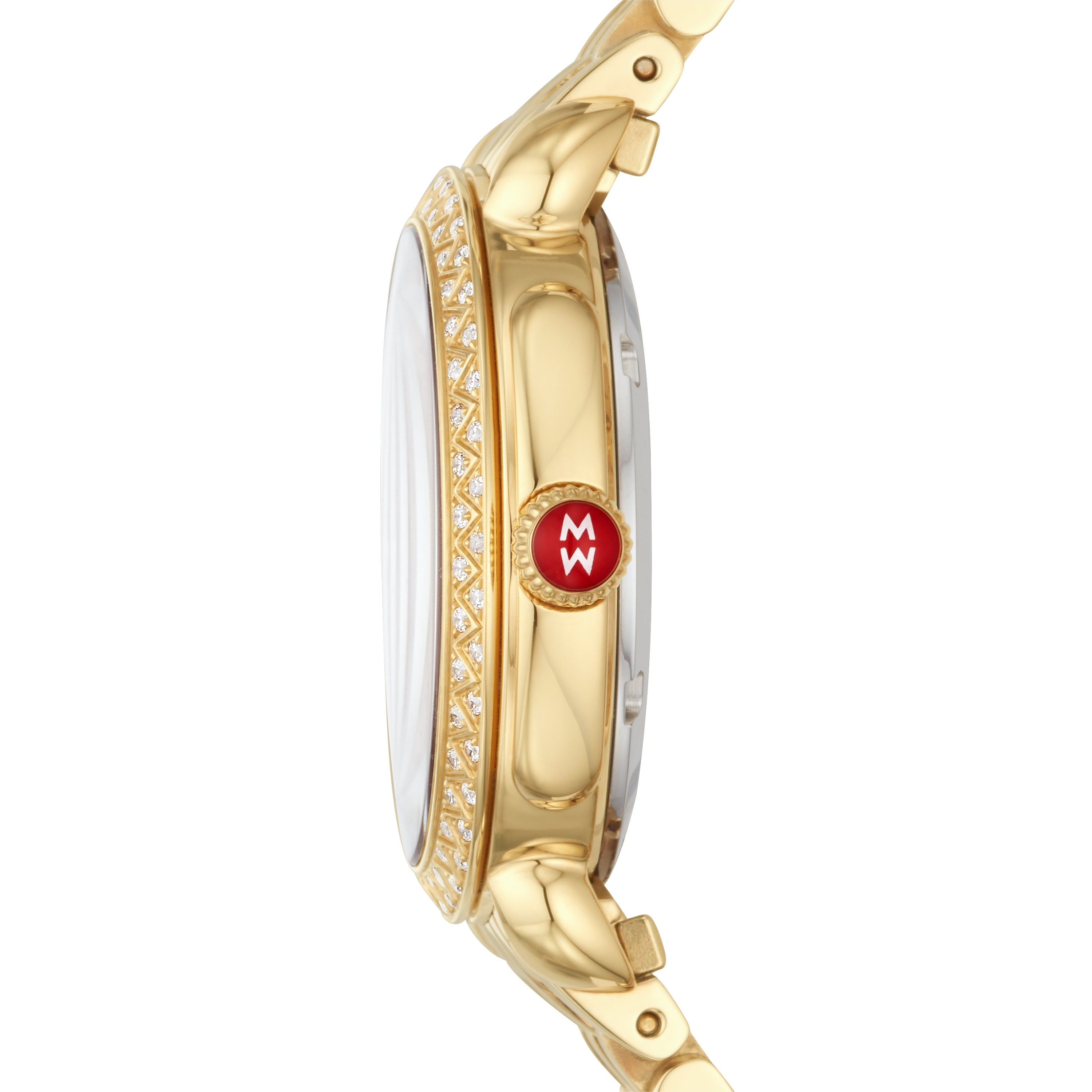 Sidney Classic Gold Diamond Watch