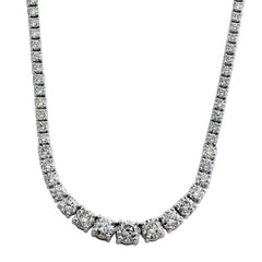 Lab Grown Diamond Necklace