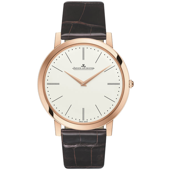 Master Ultra Thin 1907 Rose Gold Manual Men's Watch