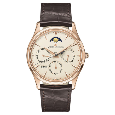 Master Ultra Thin Perpetual Calendar Automatic Men