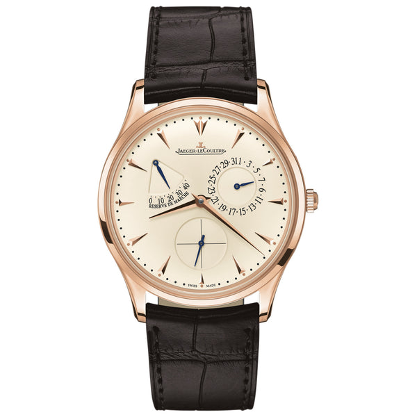 Ultra Thin Reserve de Marche Automatic Rose Gold Men's Watch