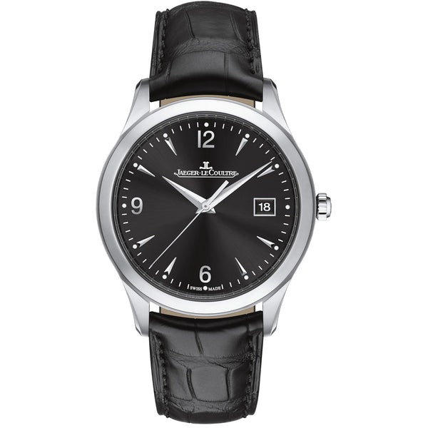 Master Control Black Dial Automatic Men's Watch