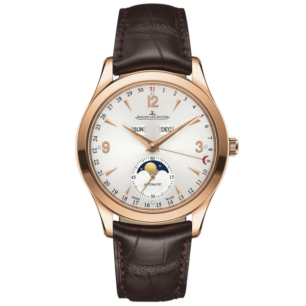 Master Calendar Automatic Rose Gold Men's Watch