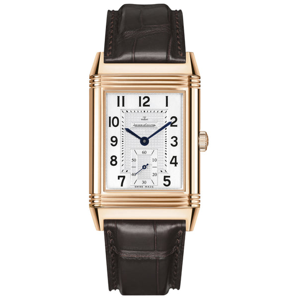 Grande Reverso 976 Leather Men's Watch