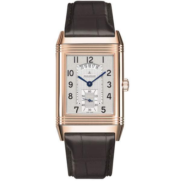 Grande Reverso Silver Dial Men's Watch
