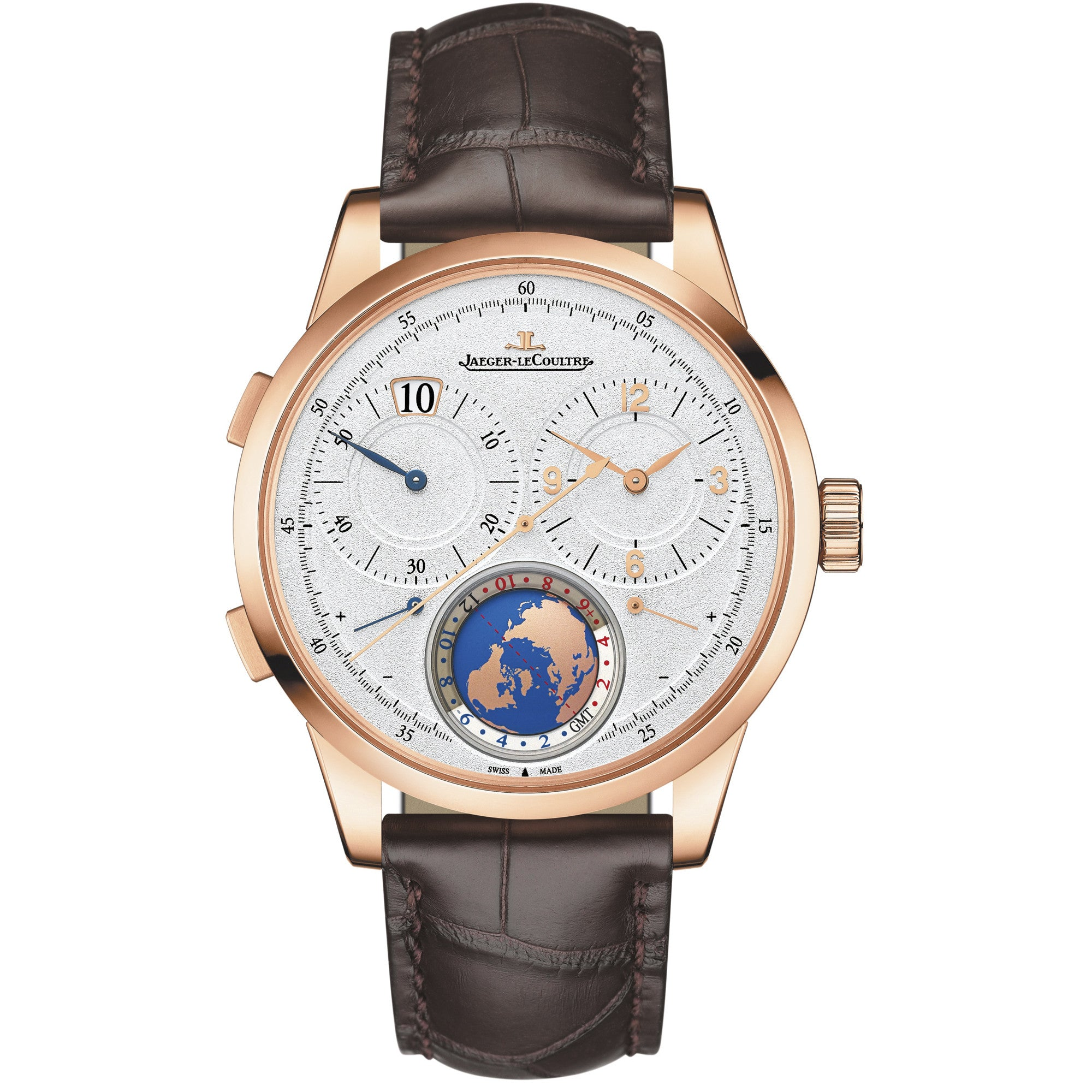 Duometre Unique Travel Time Men's Watch