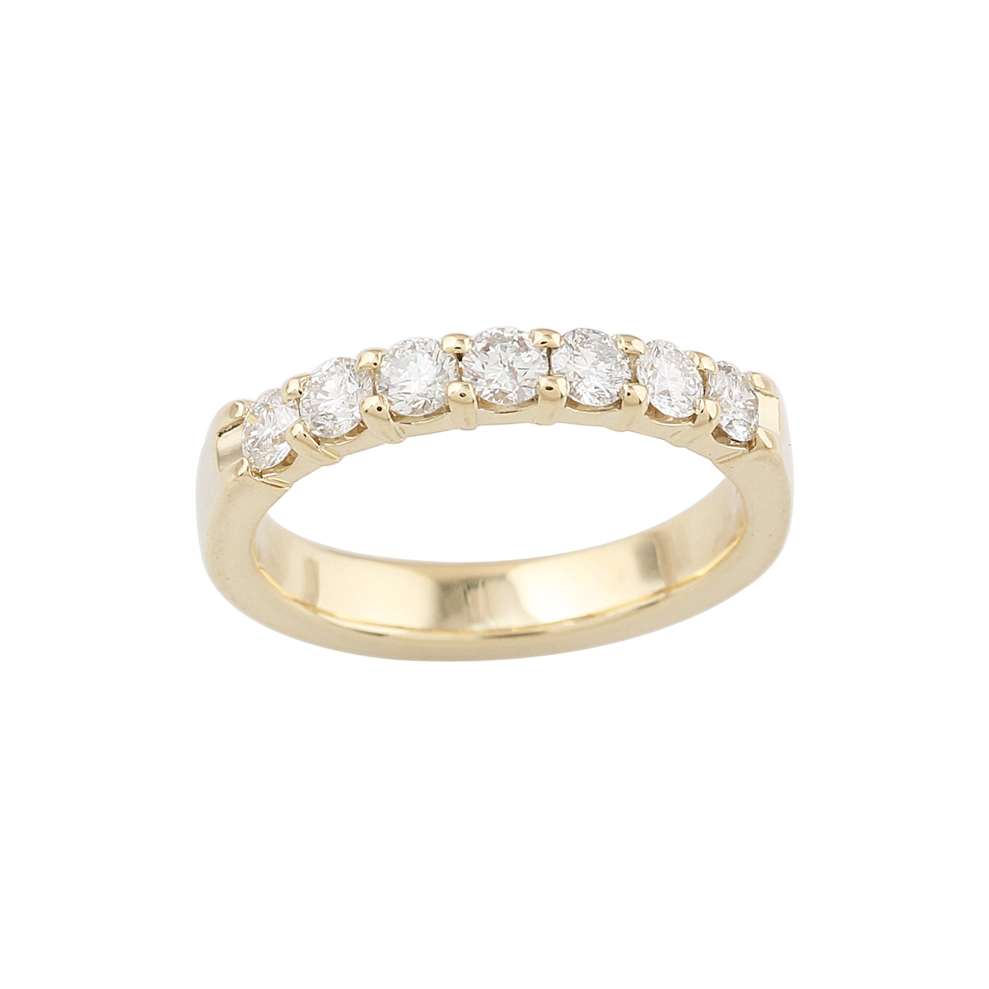 0 75 Ctw Diamond Band Ring Little Switzerland