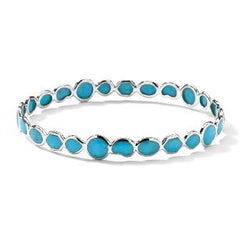 Rock Candy Bangle All Over Turquoise