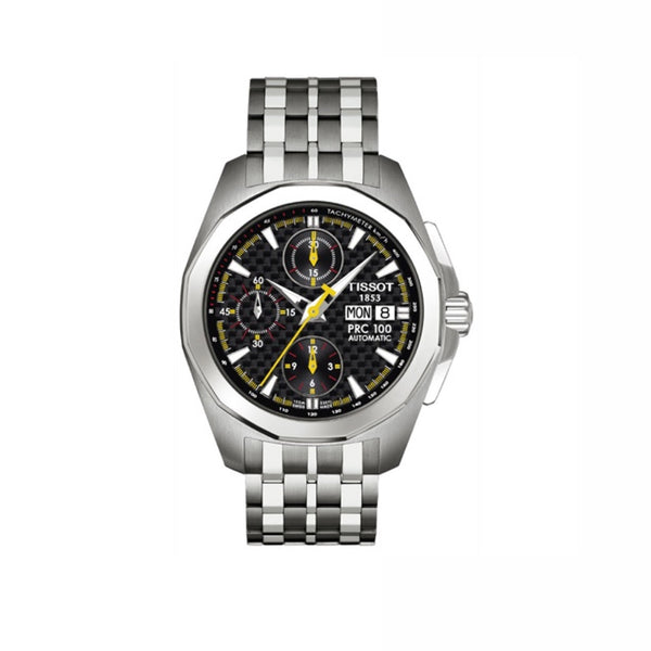 TISSOT T-SPORT PRC 100 AUTO CHRONOGRAPH MENS WATCH