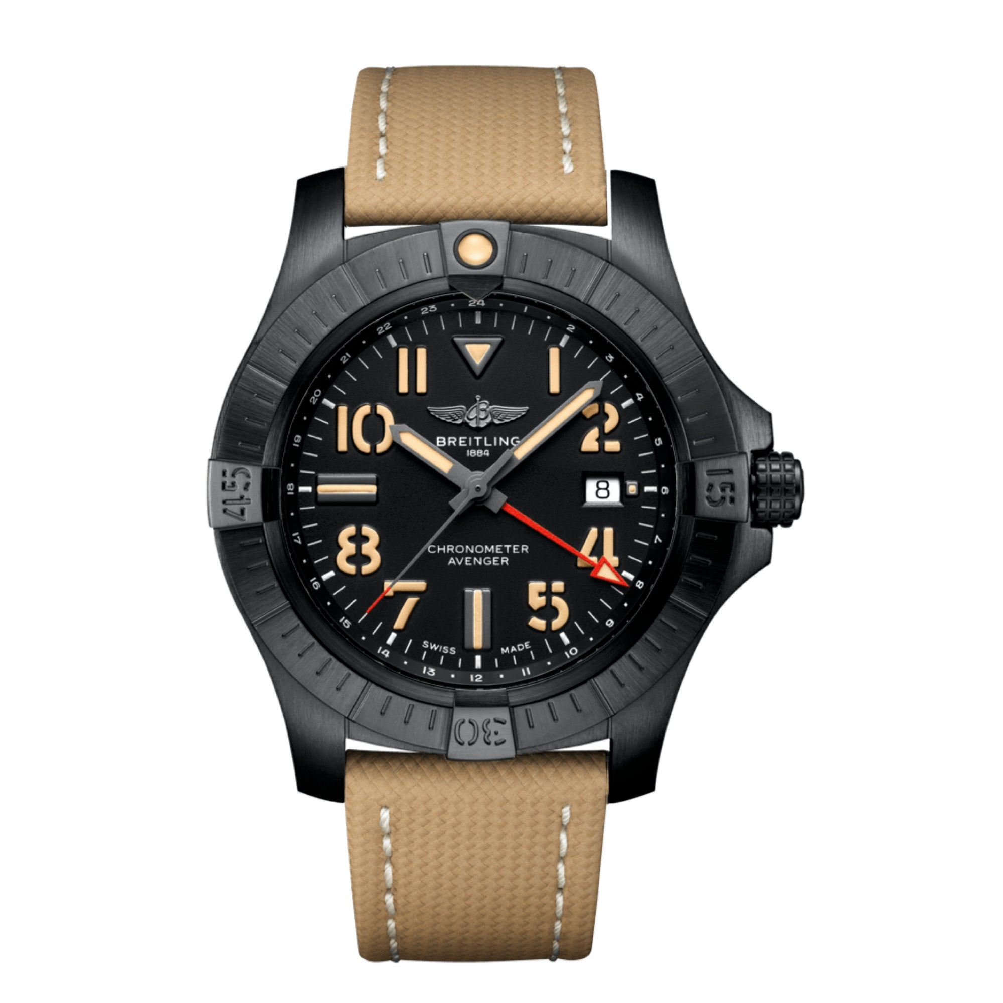 AVENGER AUTOMATIC GMT 45 NIGHT MISSION
