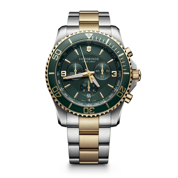 MAVERICK TWO-TONE CHRONOGRAPH