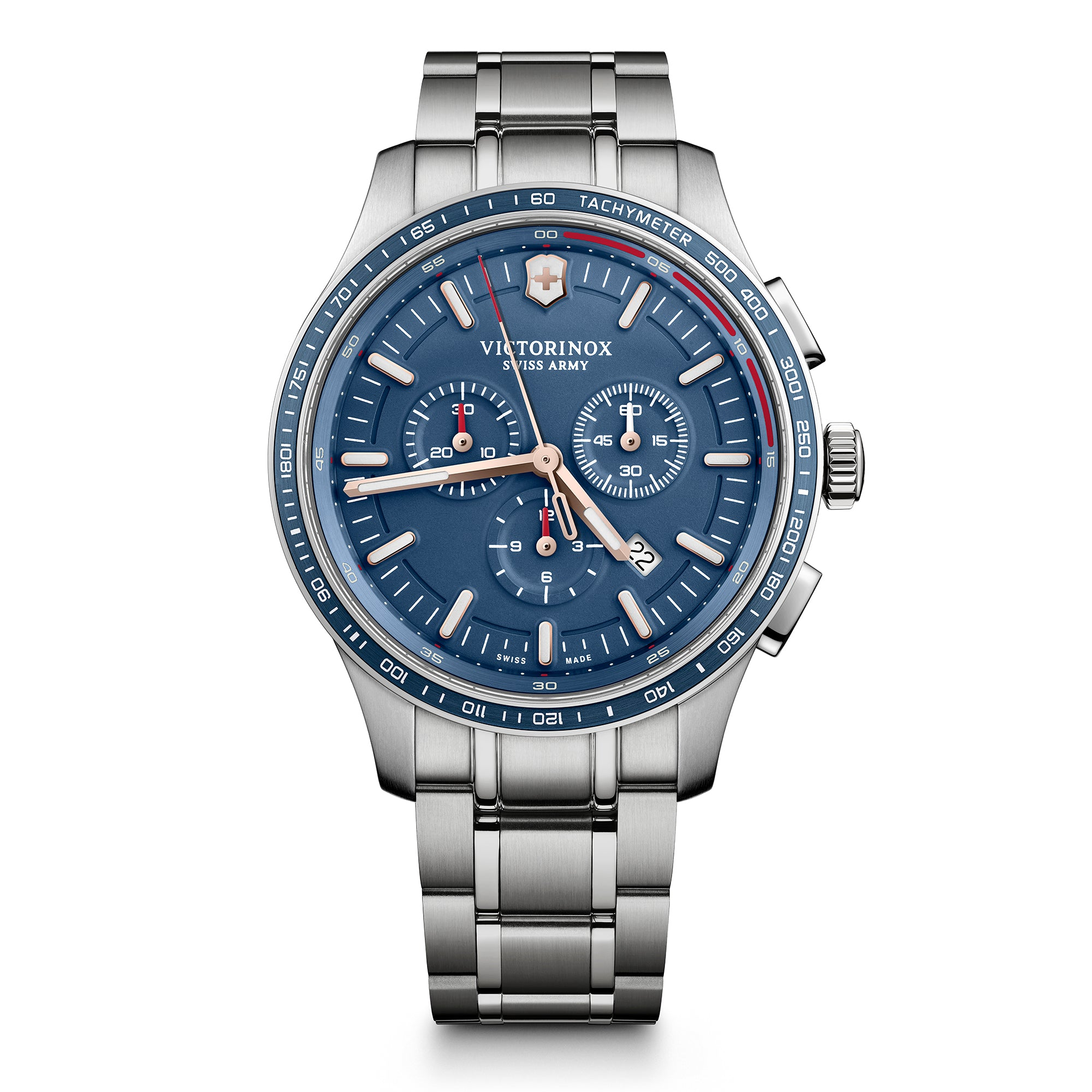 ALLIANCE SPORT CHRONOGRAPH
