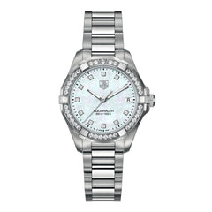Tag Heuer - Aquaracer Watch With Diamonds