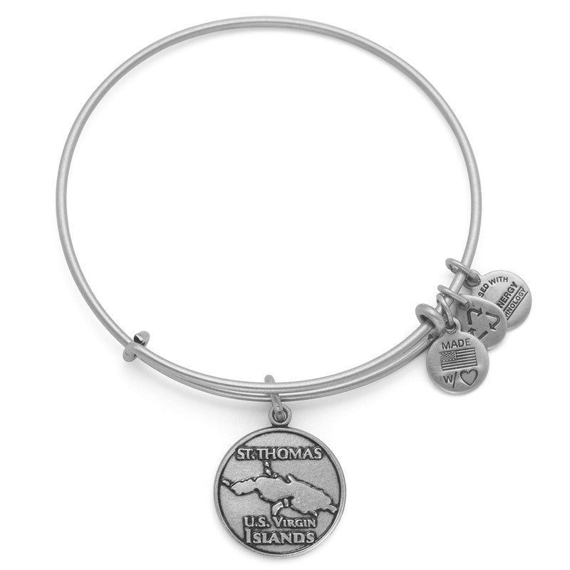 switzerland little charm bangle products caribbean bangles