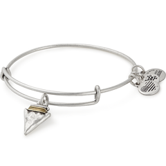 Arrowhead Charm Bangle