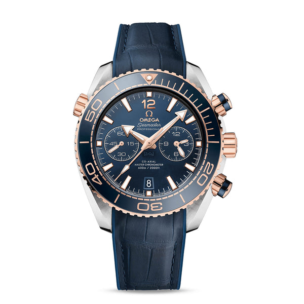 Seamaster Planet Ocean 600M Co-Axial Master Chronometer Chronograph 45.5 mm