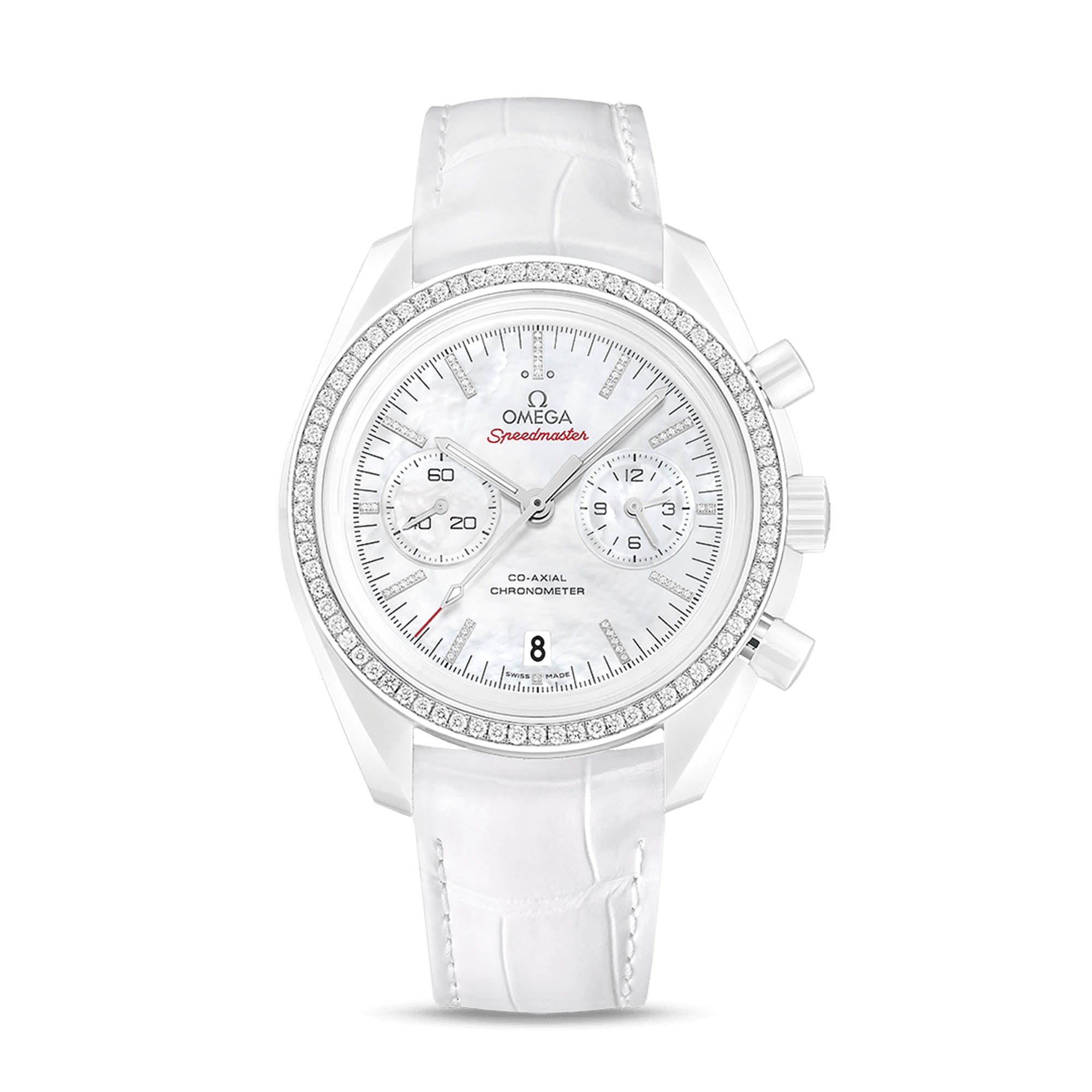 Speedmaster Moonwatch Omega Co Axial Chronograph 44 25 Mm Little