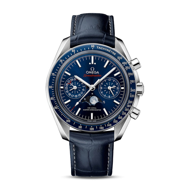 Speedmaster Moonwatch Co-Axial Master Chronometer Moonphase Chronograph 44.25 mm