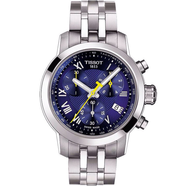 Tissot PRC 200 Chronograph Caribbean Special Edition Women's 35mm