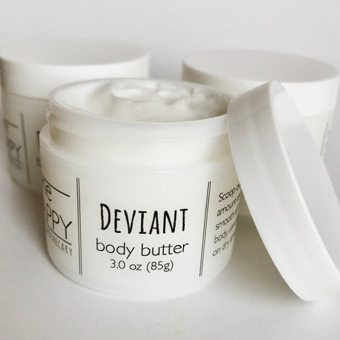 Deviant body butter